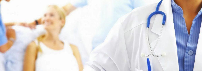 Prenotazioni visite specialistiche e vendita farmaci, parafarmaci e sanitari Header